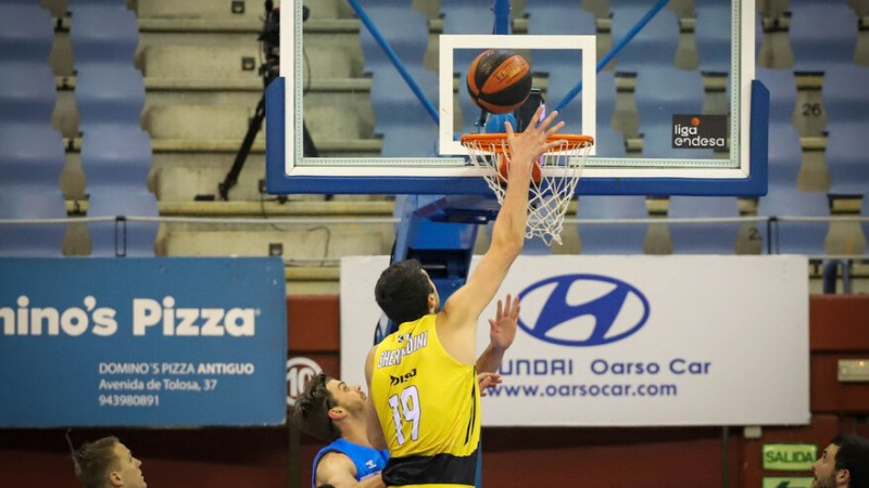Shermadini, entre 'Los Más' de la decimonovena jornada de ACB