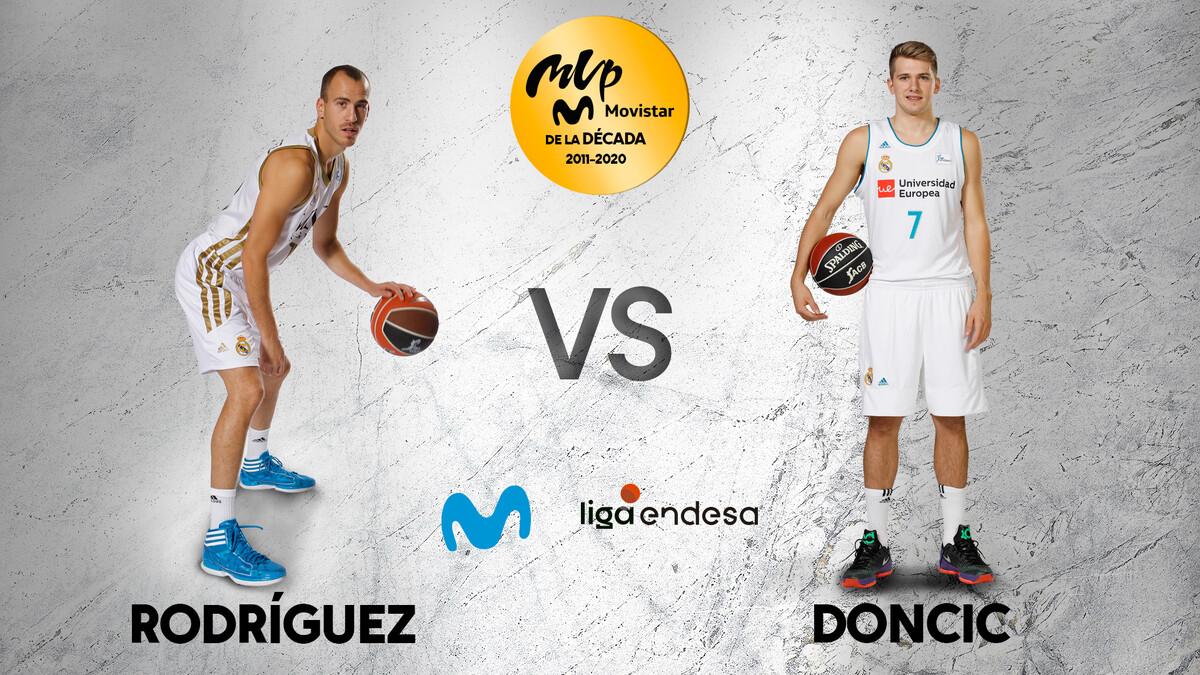 Sergio Rodríguez perdió en su votación por el 'MVP' de la década de la ACB