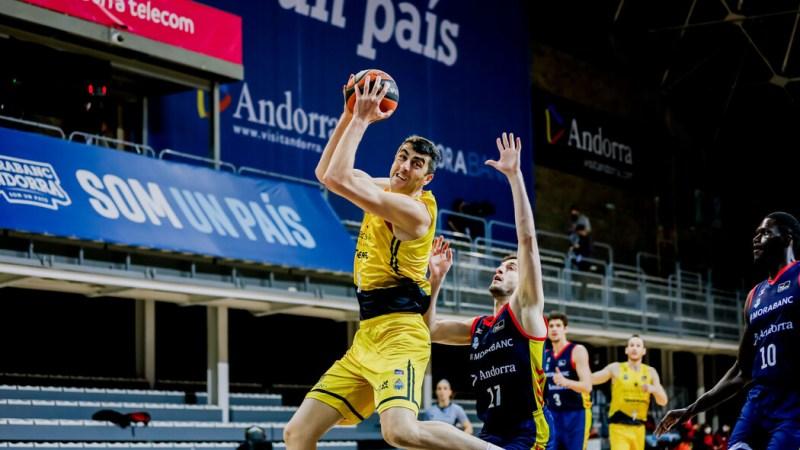Decimoséptimo triunfo aurinegro en ACB tras un peleado partido ante Andorra