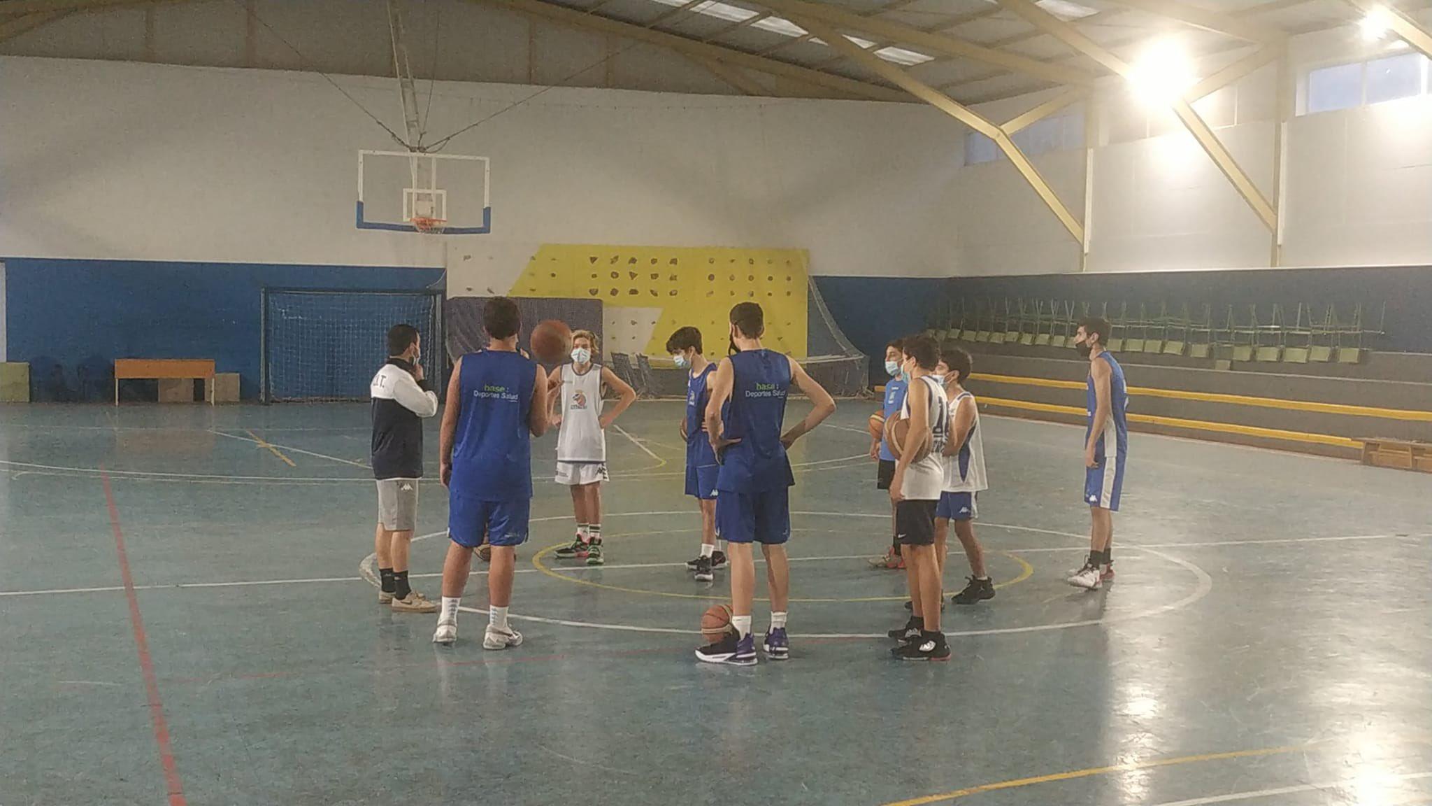 El Real Club Náutico de Tenerife comienza a entrenar en el I.E.S. Anaga