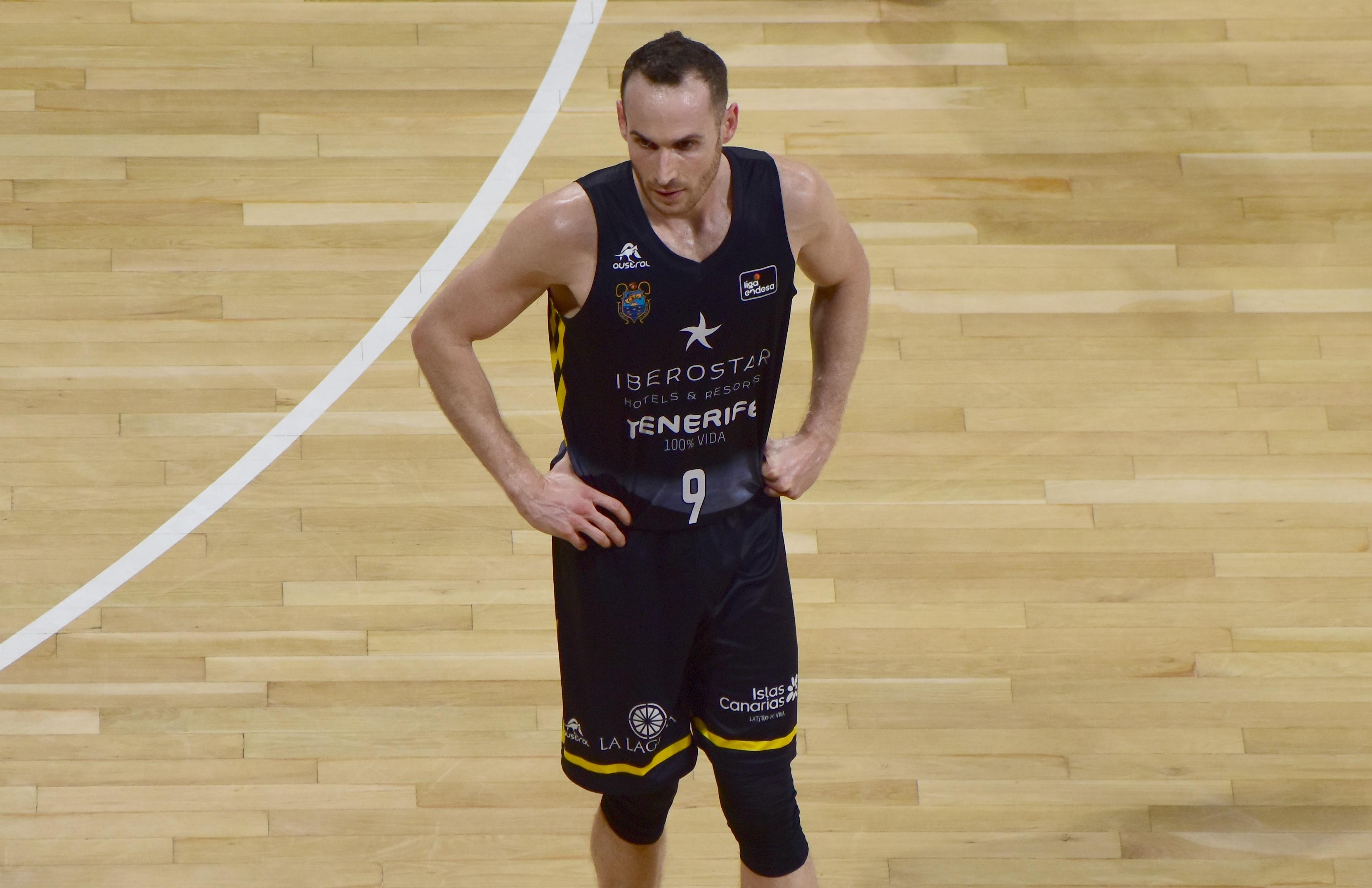 Huertas cae eliminado en las votaciones por el 'MVP' de la década en ACB