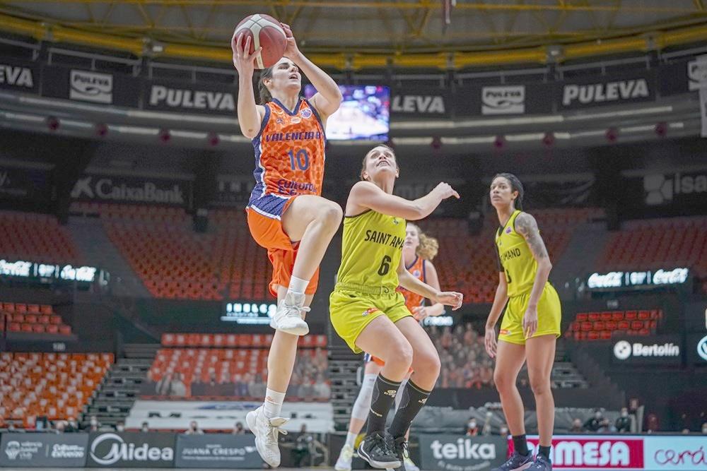 Leticia Romero estará en los octavos de final de la EuroCup Women