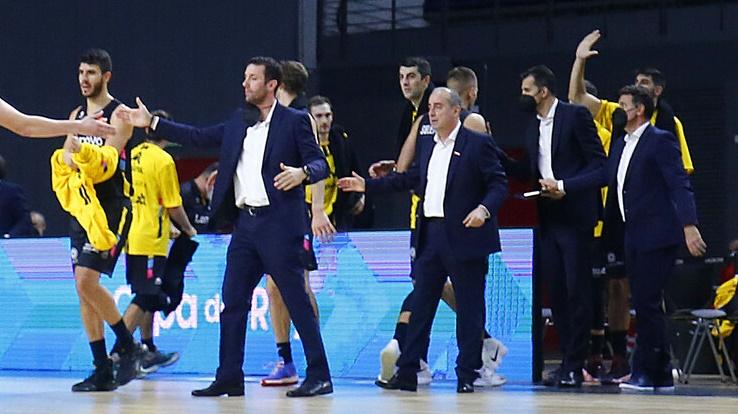 Vidorreta: «Estar en una tercera semifinal es casi como lograr títulos, pero no nos conformamos»