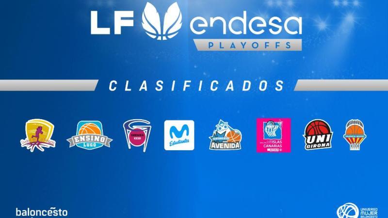 CB Islas Canarias frente Avenida y Clarinos ante Girona, en los 'playoffs' de Liga Femenina
