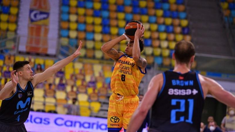 AJ Slaughter guía al Gran Canaria-Claret a su novena victoria en ACB