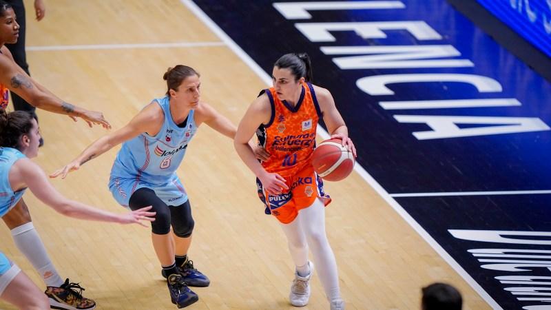 Valencia supera a Gernika y Leticia Romero jugará la final de la Copa de la Reina