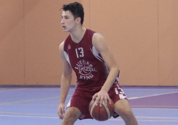 Lucio González, convocado por la U15 de España