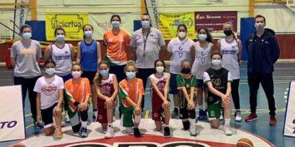 La Federación Canaria comenzó a preparar el Campeonato de España de Minibasket