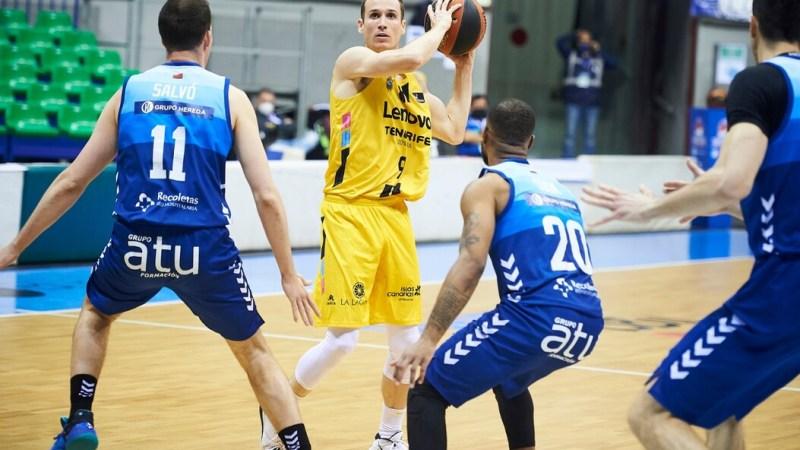 Resilencia aurinegra para ganar en Burgos y consolidar la tercera posición en ACB