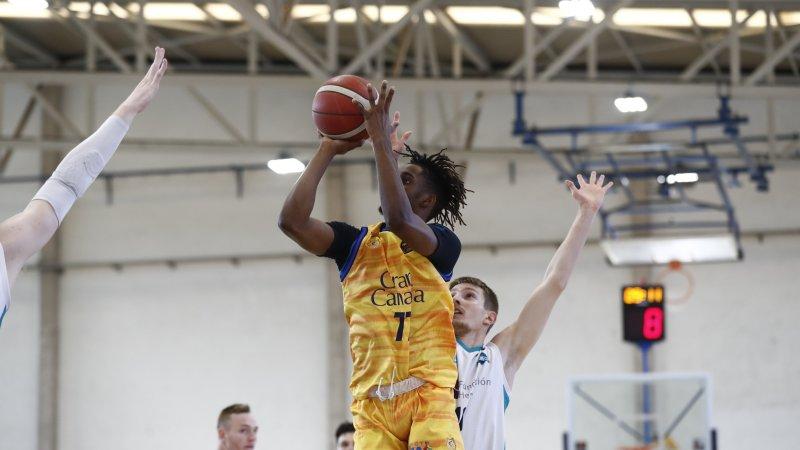 El Gran Canaria-Claret sumó su decimocuarta victoria y jugará el 'playoff' de ascenso a LEB Oro