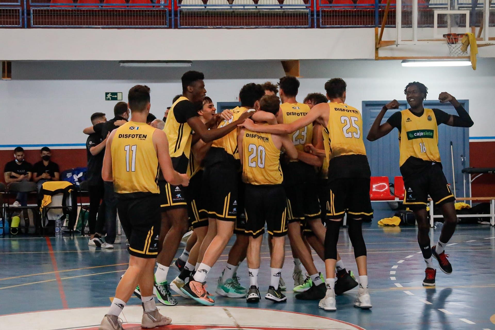 Tres conjuntos aurinegros clasificados para los Campeonatos de España