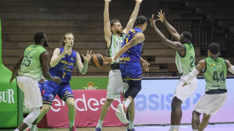 Gran Canaria-Claret gana al Betis y jugará los 'playoffs' de ACB