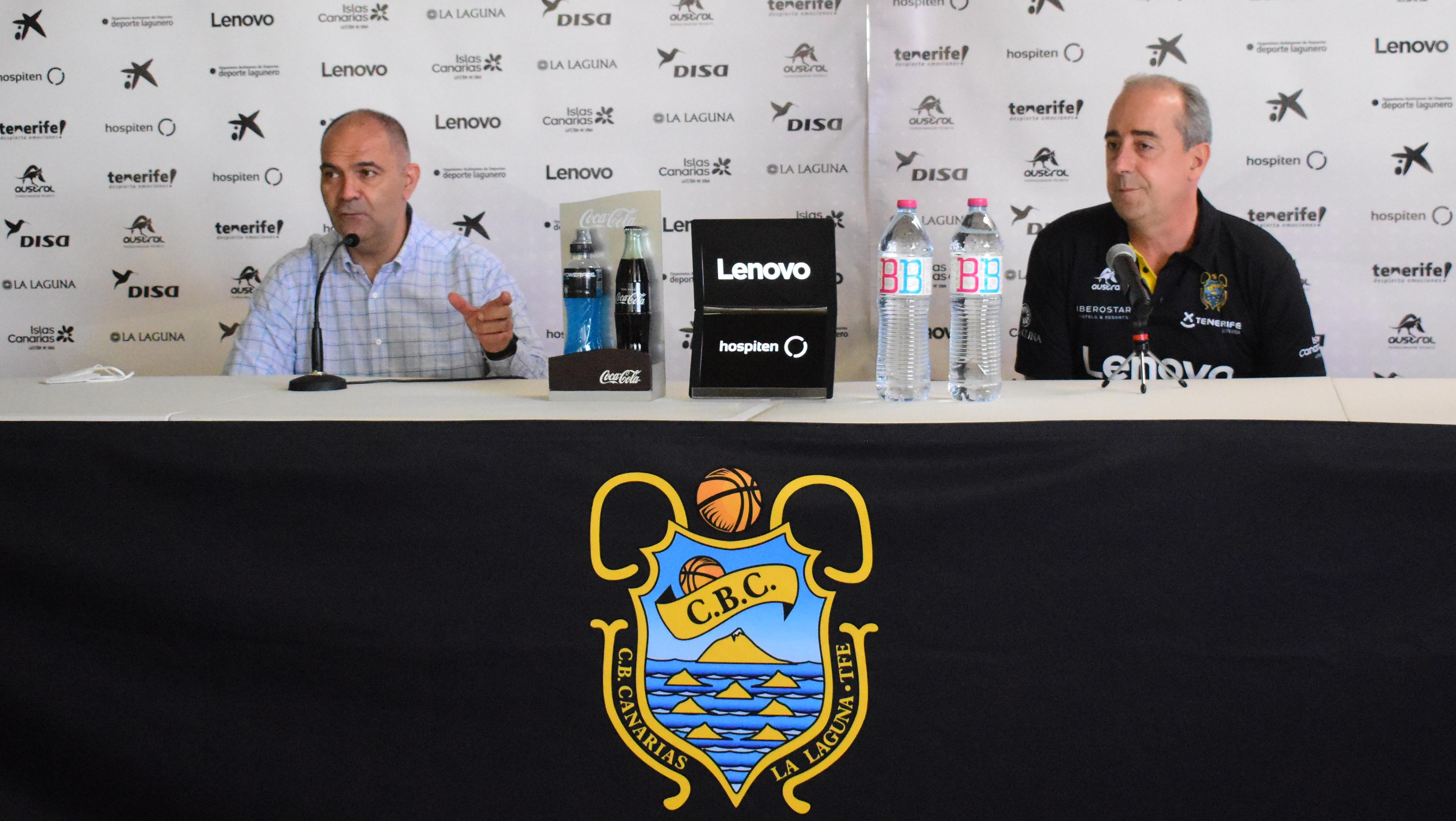 Cabrera: «Yusta no estaba teniendo minutos, queríamos que Álex López continuara y Bogris acabó contrato»