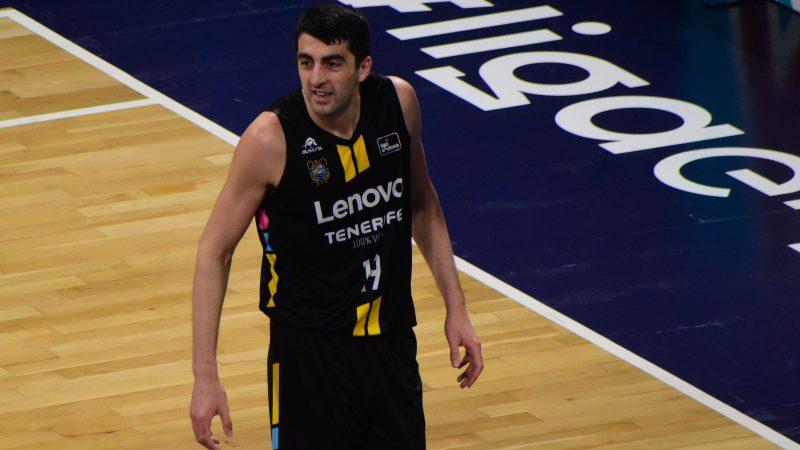 Shermadini, el más votado por la afición para el 'MVP' de ACB