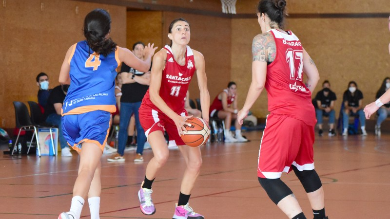 La Salle-Real Unión, tercero de Canarias, tras ganar con claridad al Universidad de Las Palmas