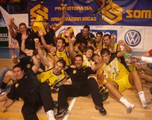 Se cumplen catorce años del ascenso del Cantera Base 1939 Canarias a LEB Oro