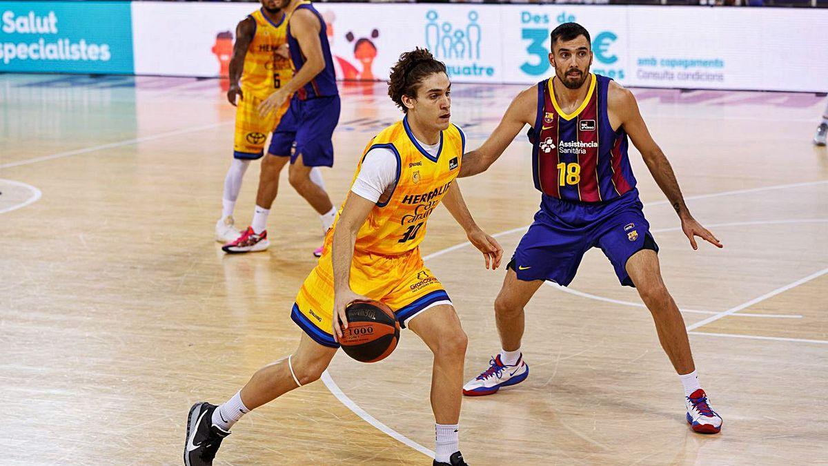 Rubén López de la Torre, preseleccionado para el Mundial U19