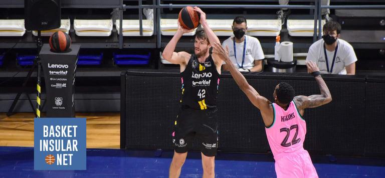 Huertas y Doornekamp, entre 'Los más' de las semifinales de ACB