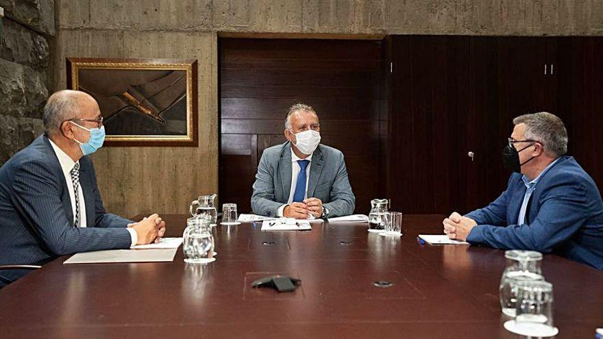 La economía, tema principal de las reuniones entre Gobierno y los clubes ACB