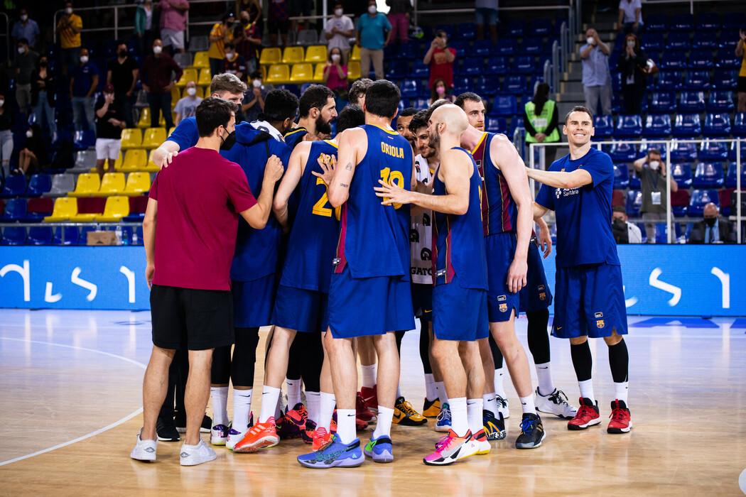 El Barça será el rival aurinegro en las semifinales de ACB