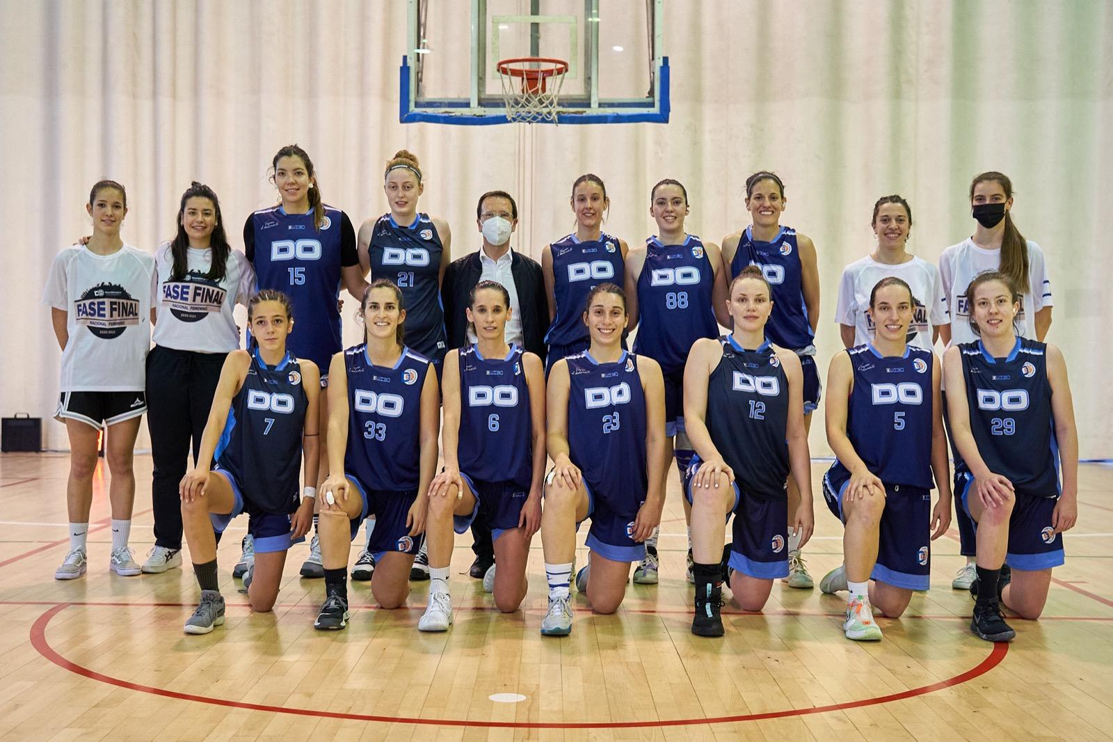 La tinerfeña Daira Varas asciende a Liga Femenina 2 con Distrito Olímpico