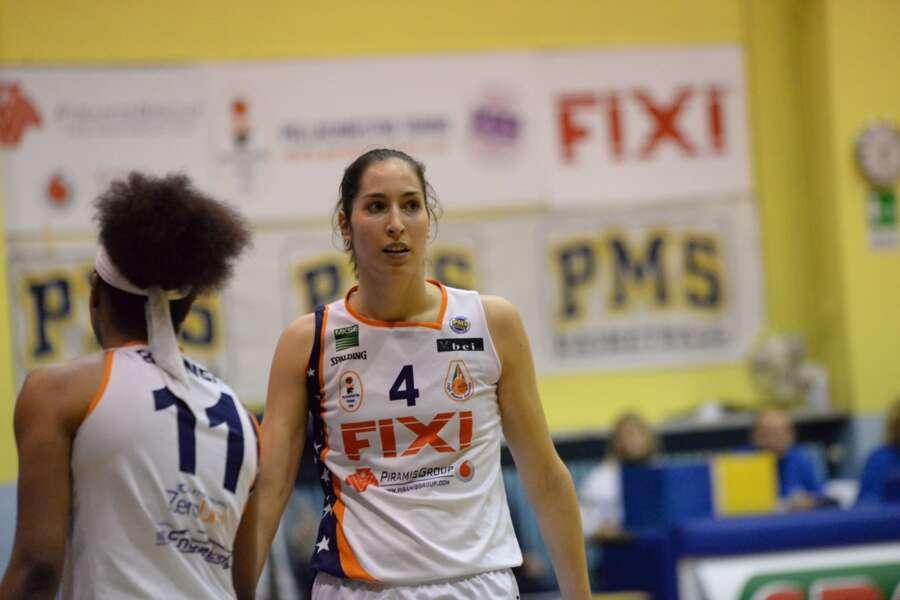 Ivana Tikvic, internacional croata, nueva jugadora del Clarinos
