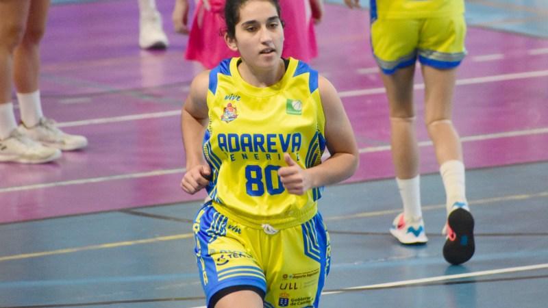 Ainhoa Negrín seguirá en el Adareva de Liga Femenina 2 la siguiente temporada