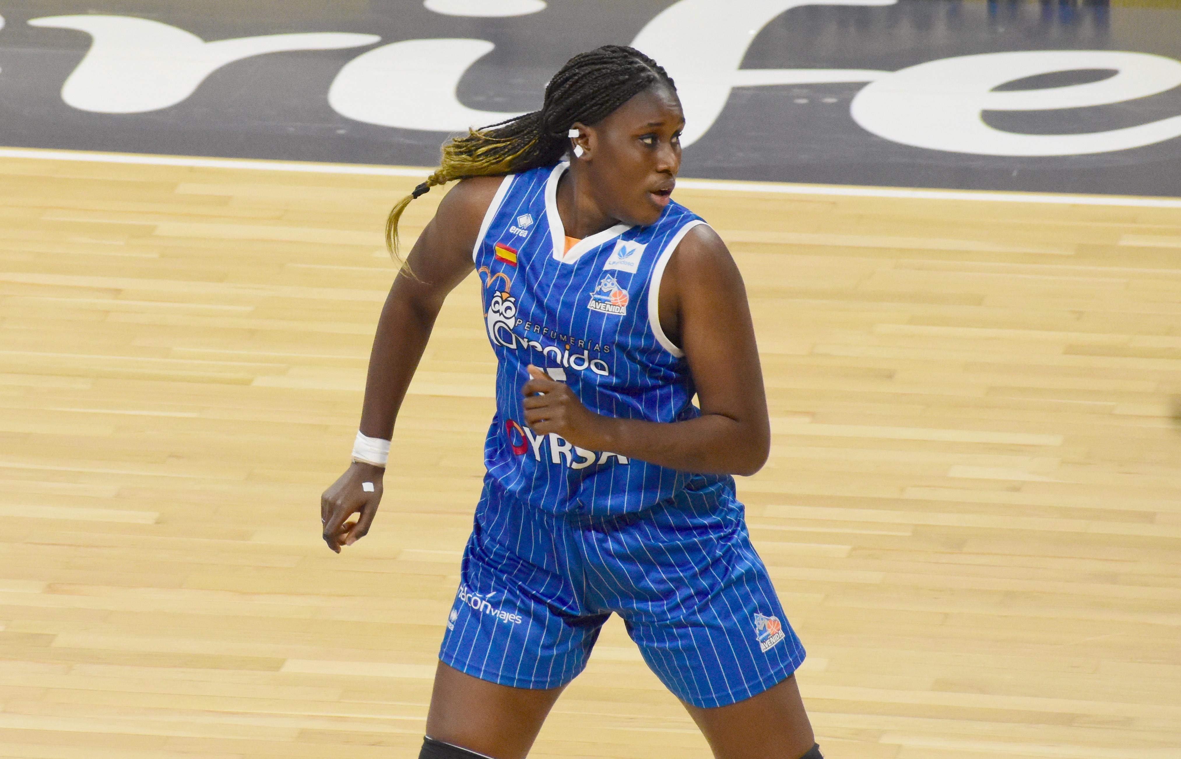Umi Diallo jugará en Estudiantes el próximo curso