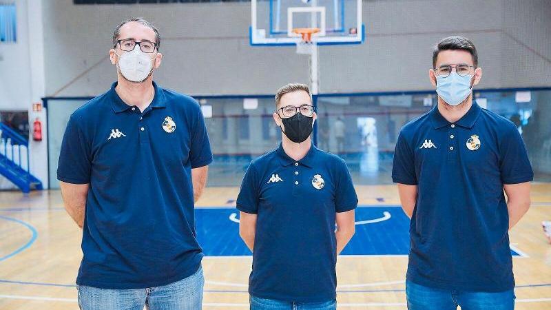 Náutico de Tenerife confirma lo adelantado por BASKET INSULAR: Jorge Montané, nuevo entrenador de su equipo EBA