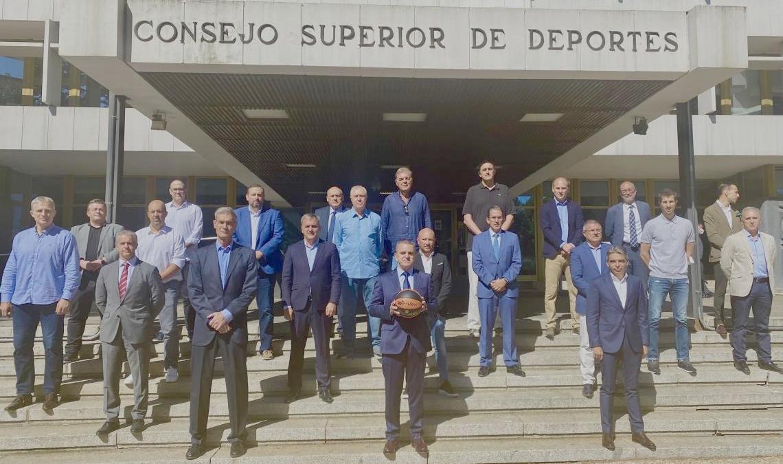 El CSD dará a cada club de ACB cerca de 440.000 euros para cubrir pérdidas por la pandemia