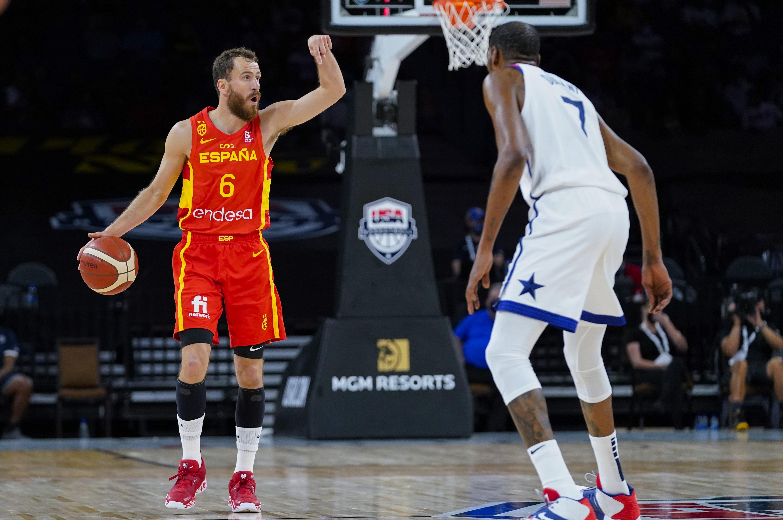 España viaja a Tokio con una derrota ante Estados Unidos