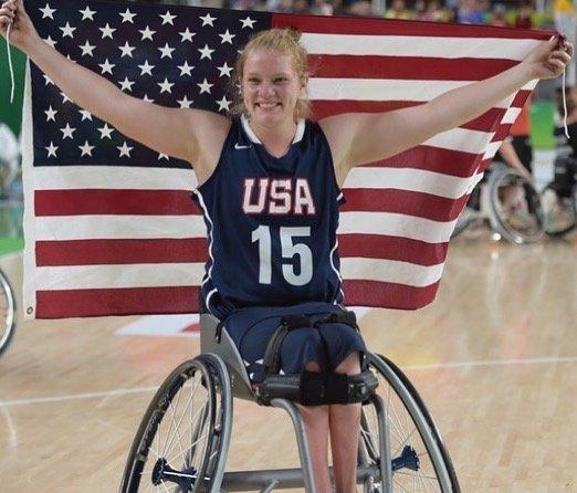 Rose Marie Hollemann, del Econy Gran Canaria, jugará los Juegos Paralímpicos