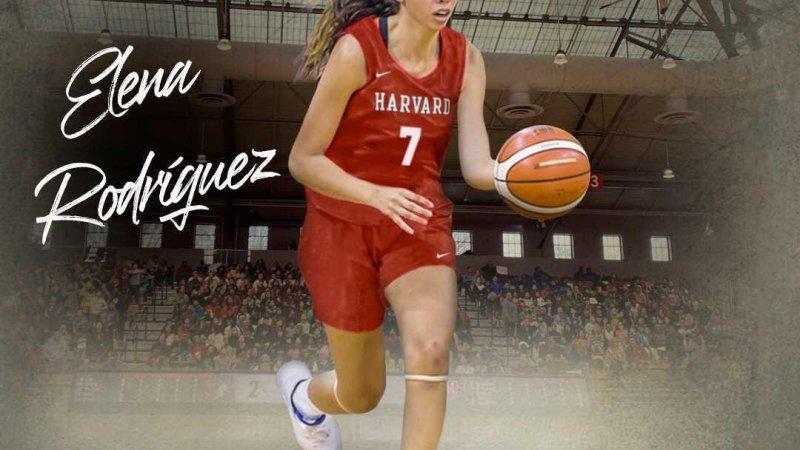La grancanaria Elena Rodríguez le dice «hasta luego» al CB Islas Canarias y se marcha a Harvard