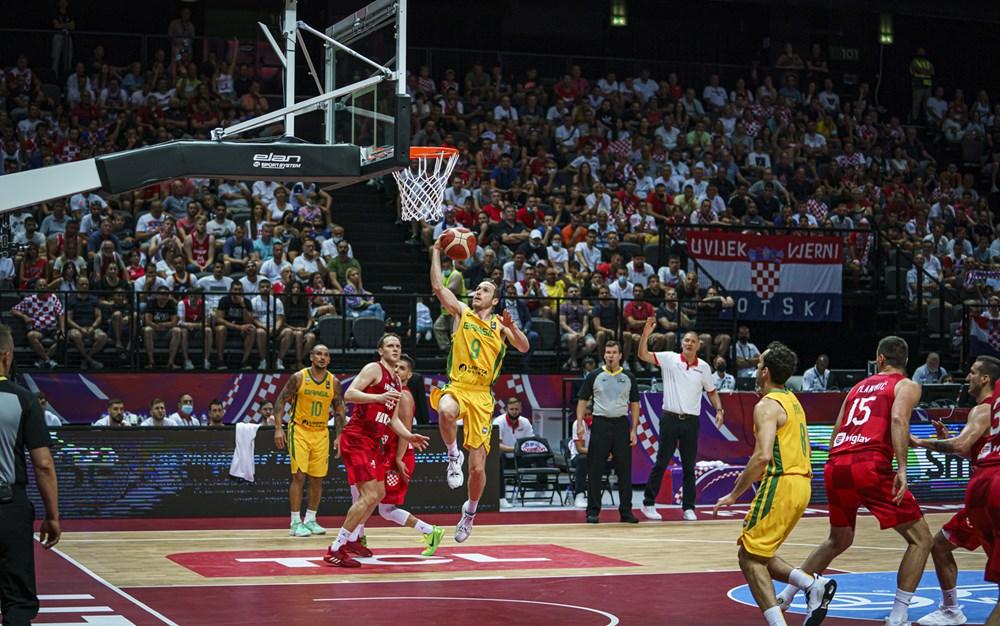 Victoria brasileña ante Croacia para pasar a semifinales del Preolímpico