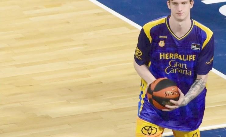 Balcerowski no renovó con el Gran Canaria-Claret antes de ser cedido al Mega Basket