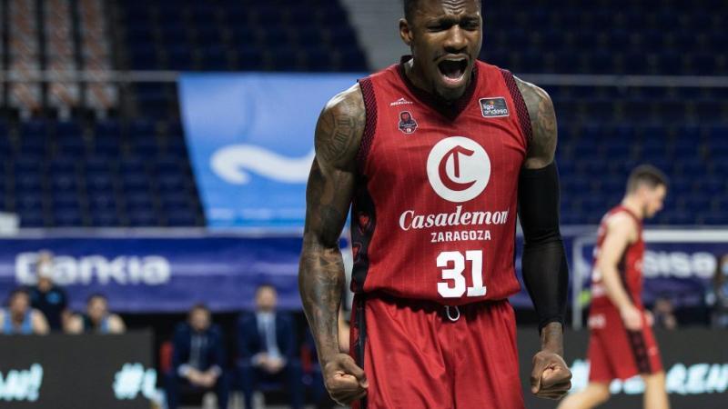 Zaragoza renuncia al tanteo y Dylan Ennis es nuevo jugador del Gran Canaria-Claret