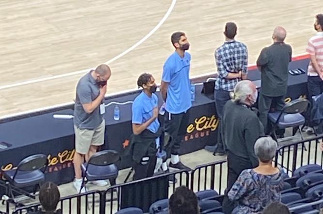 Descanso para Santi Aldama en la victoria de Grizzlies ante Los Angeles Clippers