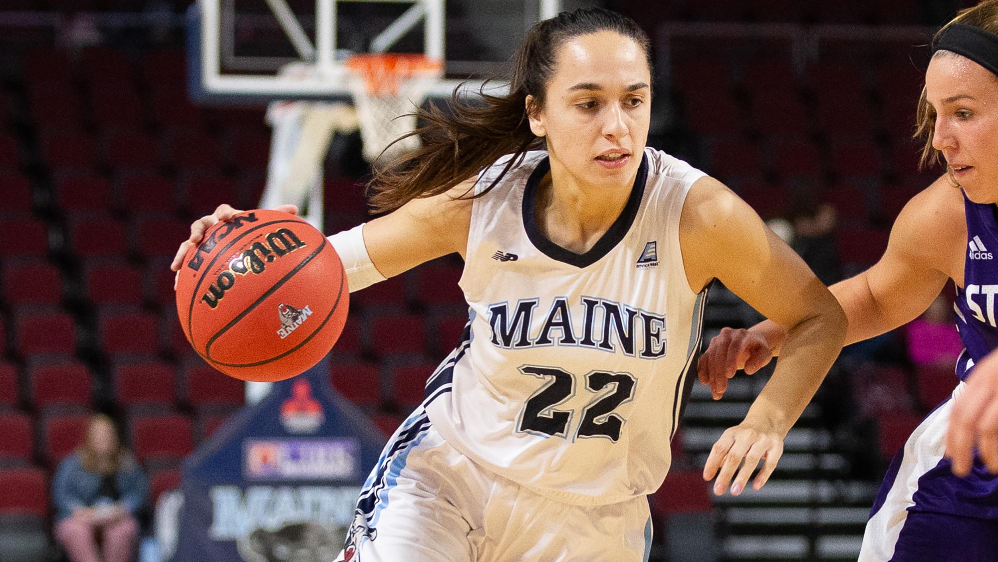 Blanca Millán, de la Universidad de Maine al CB Islas Canarias