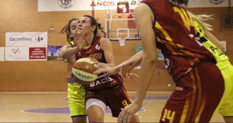 Sol Molina, del Alcobendas de Liga Femenina 2 al Aridane de Primera Nacional
