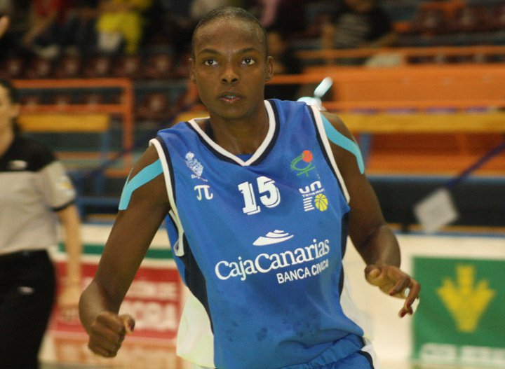 Falleció Geisa Oliveira, exjugadora del Uni Tenerife