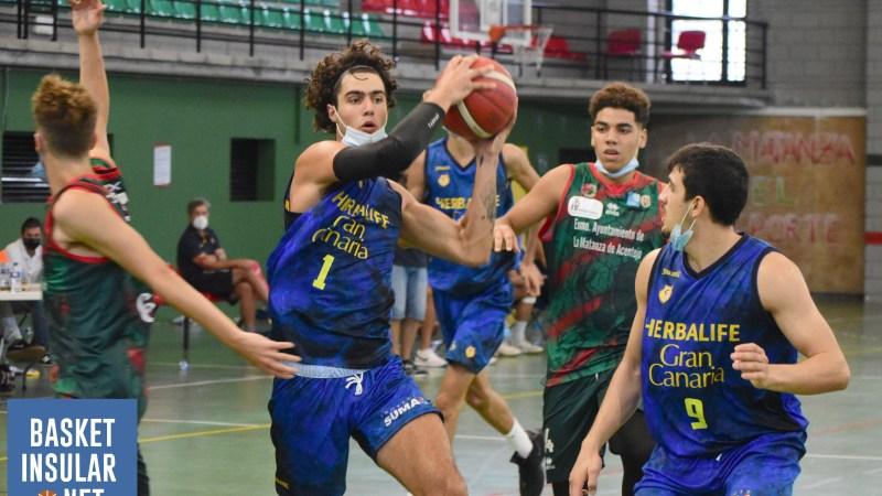 Gran Canaria-Claret gana a CB La Matanza y se hace con la Copa Gobierno de Canarias
