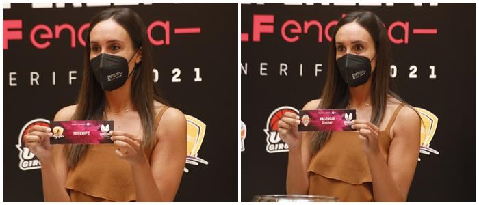 Clarinos – Valencia y Girona – Avenida, semifinales de la Supercopa Femenina Tenerife 2021