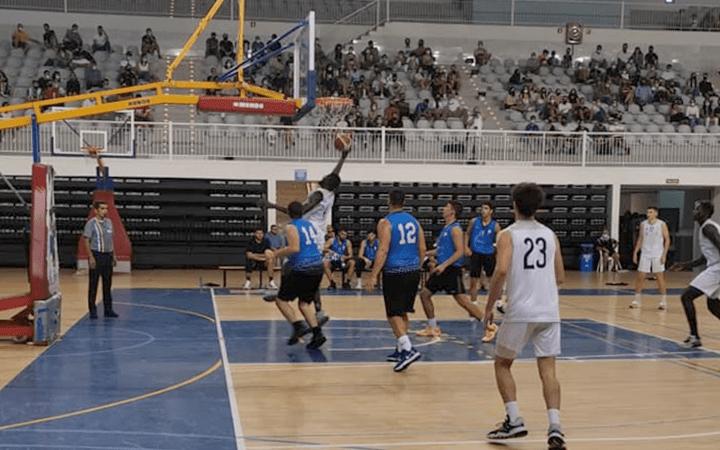 Mensajero venció a Felipe Antón en Primera Masculina, en la vuelta del baloncesto palmero