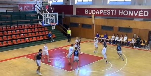 El 7 Palmas debuta con victoria en la European Youth Basketball League