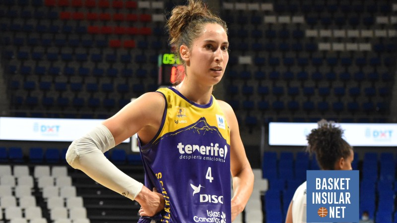 Ivana Tikvić, 'MVP' de la Liga Femenina tras tres jornadas