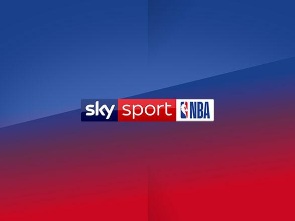 Tutto il basket NBA è su Sky