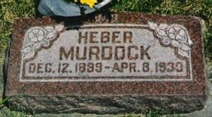 Heber City Cemetery Location B-1-5