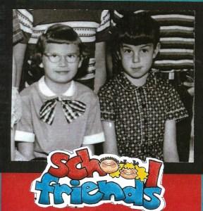 Rena & Kristine 1958