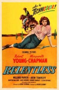 Relentless Starring Robert Young