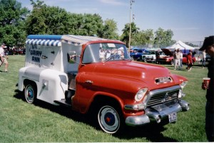 1957 Paces Truck